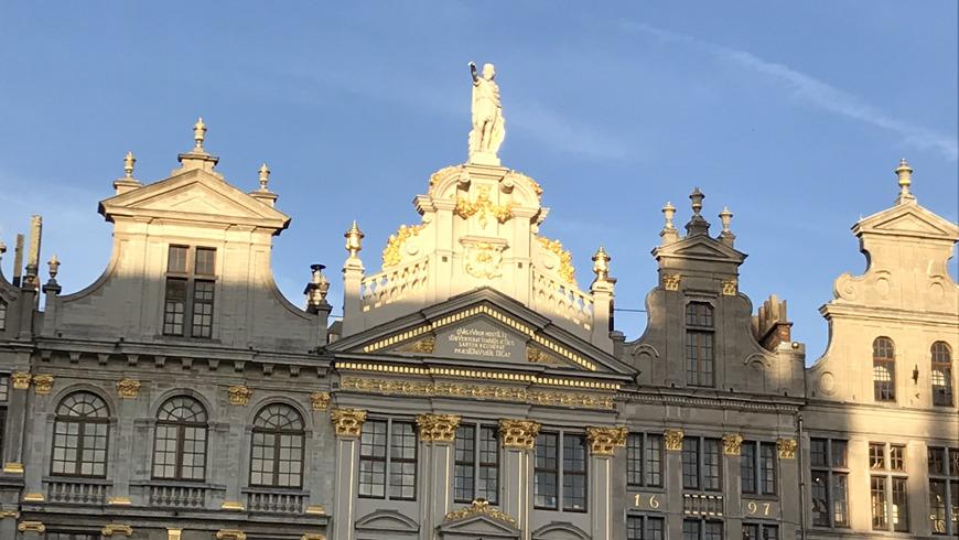 Топ 20 достопримечательностей Брюсселя - автомобильно-пешеходный тур