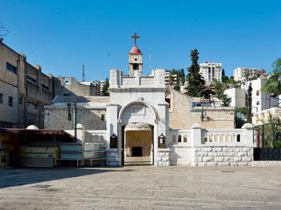 Путешествие в прошлое по древней Галилее (выезд из Тель-Авива)