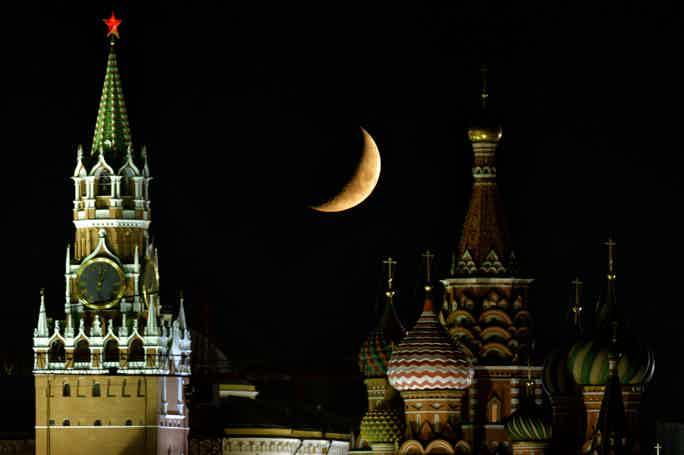 Подземелья и мистика Кремля