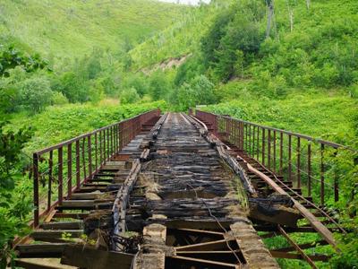 Чертов мост — Ведьмин мост