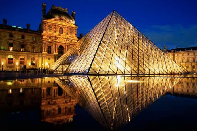 Экскурсия «Шедевры Лувра за 2 часа» в мини-группе