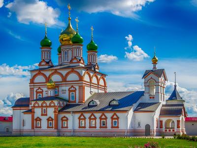 Обзорная экскурсия по Ростову Великому на транспорте