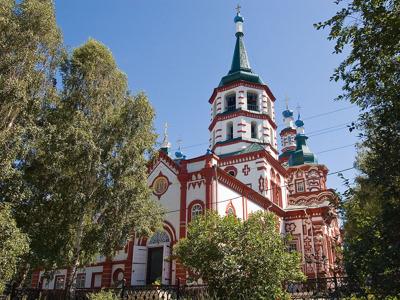 Групповая обзорная экскурсия «Знакомство с Иркутском»