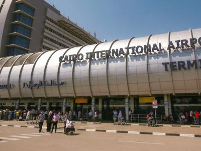 Трансфер из Каирского аэропорта