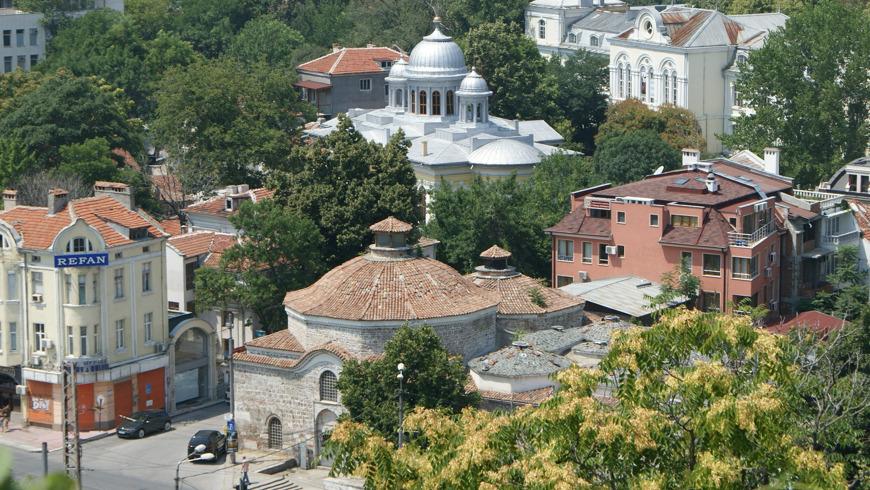 Экскурсия по Пловдиву с посещением Бачковского монастыря