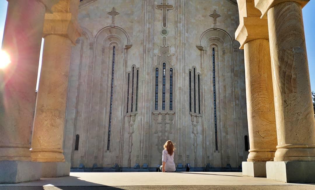 что посмотреть втбилисиза 3 дня: собор цминда самеба